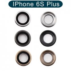 กระจกเลนส์กล้องหลัง iPhone 6S Plus