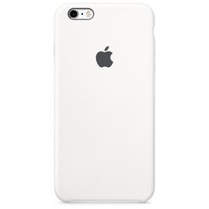 เคสซิลิโคน iPhone 6 / 6s - สีขาว ( Original )