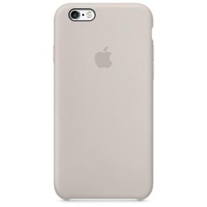 เคสซิลิโคน iPhone 6 / 6s - สีสโตน ( Original )