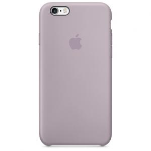 เคสซิลิโคน iPhone 6 / 6s - สีลาเวนเดอร์ ( Original )