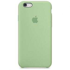 เคสซิลิโคน iPhone 6 / 6s - สีเขียวกรีนที ( Original )