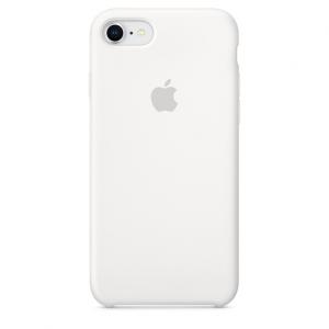 เคสซิลิโคน iPhone 7P / 8P สีขาว ( Original )
