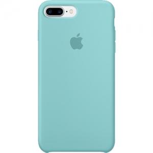 เคสซิลิโคน iPhone 7P / 8P สีไลท์บลู ( Original )