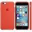 เคสซิลิโคน iPhone 6 Plus / 6s Plus - สีส้ม ( Original ) thumbnail 3