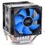 Deepcool 2Fans 2 Heatpipes Cpu Cooler Ice Edge Mini Fs Dual Blades