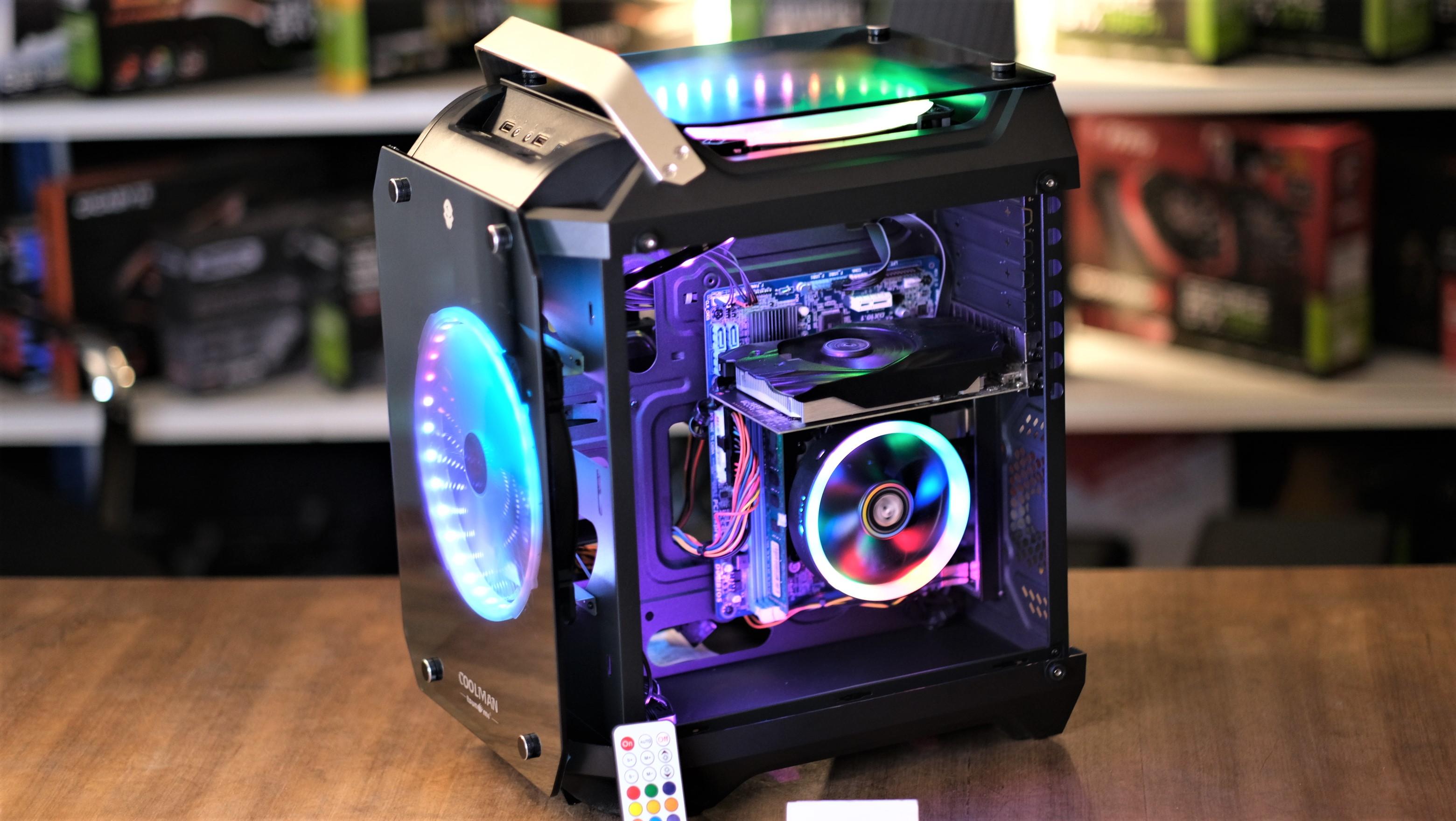 *ของใหม่* AMD RYZEN 7 1700 Turbo 3 7Ghz 8C 16T / 8GB DDR4 / RTX 2060 6GB /  HDD 1TB หรือ 240 GB